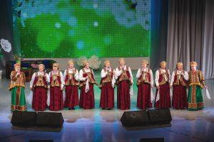 Русская песня 1