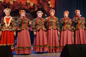 Русская песня 5